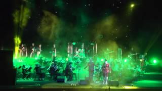 Музыка на острове Симфо-шоу «Мировые хиты»