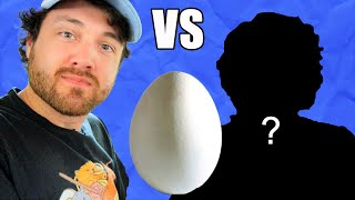 EGG DROP - HowToBasic vs William Osman