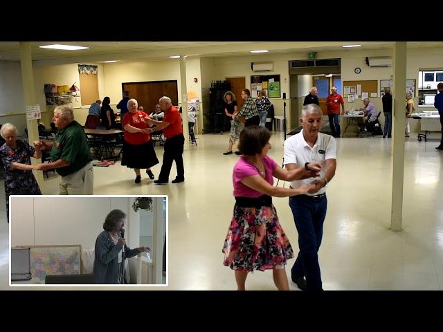 Orbiting Squares -- 9/6/19 -- 04 -- Phyllis Burdette -- Rounds