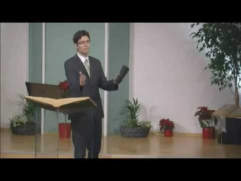 Der dreieinige Gott (Christopher Kramp)
