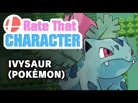 Ivysaur - Rate That Character
