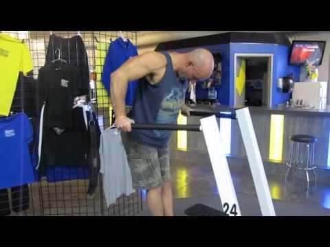 Gironda Dips - Chest Sculpting Exercise - YouTube