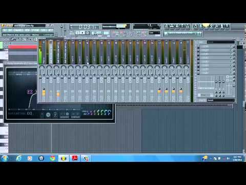 How To Sample In FL Studio 11-Mixing / Mastering Techniques - YouTube