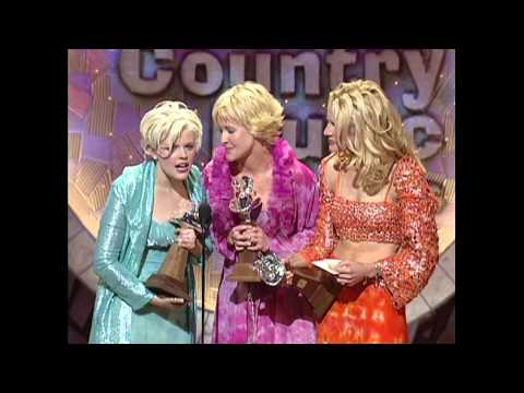 The Dixie Chicks Win Top New Vocal Duo or Group - ACM Awards 1999