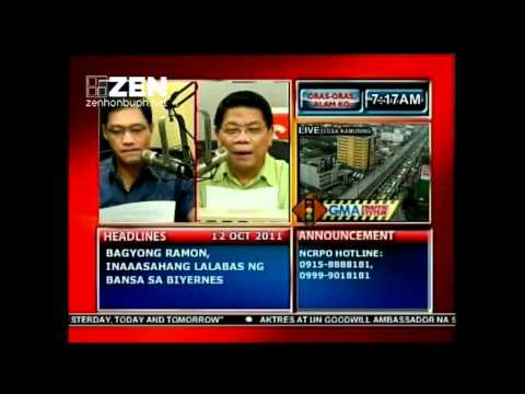 GMA News TV: Dobol B sa News TV - October 12, 2011