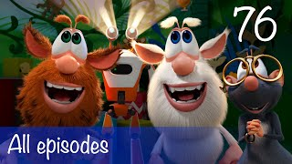 Booba - Compilation of All Episodes - 76 - Cartoon for kids