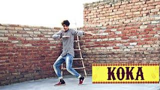 Koka | Khandaani Shafakhana | Jasbir Jassi, Badshah, Dhvani Bhanushali | Dance Choreography | #AKki