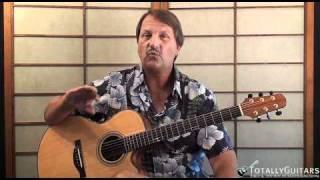 Duncan Acoustic Guitar Lesson - Paul Simon