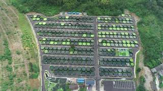 陆基循环水产养殖基地空拍實況Land-Based Recirculating Aquaculture Systems (RAS)