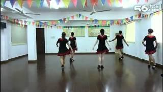 Maria Linedance(Samba-Tango) - Line Dance (Demo)