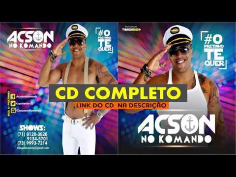 ACSON NO KOMANDO - VERÃO 2015 #CD COMPLETO