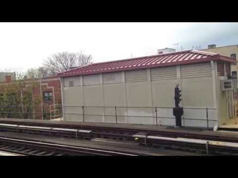 MTA BMT Astoria Line: R68A/R160 (N) & (W) Trains At Broadway: (2017!)