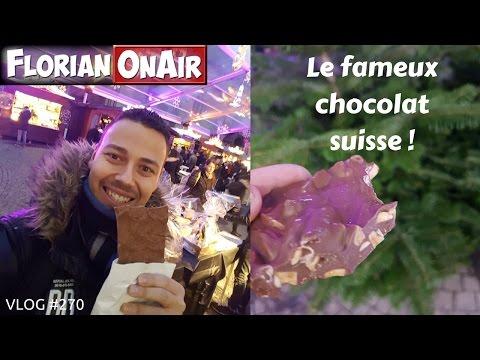 Le fameux CHOCOLAT suisse !! -  VLOG #270