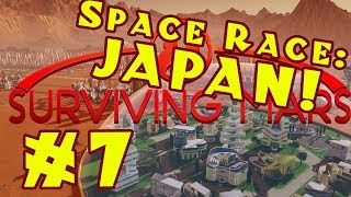 """Checking out the new """"Space Race"""" expansion for Surviving Mars!"""