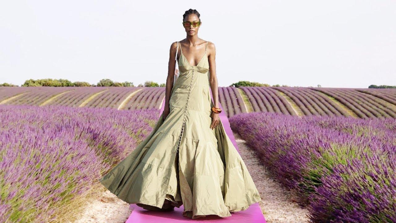 Jacquemus Spring Summer 2020 Menswear Womenswear Paris Fashion Week Youtube