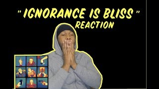 Skepta - Ignorance Is Bliss Full Album | (THATFIRE LA) Reaction