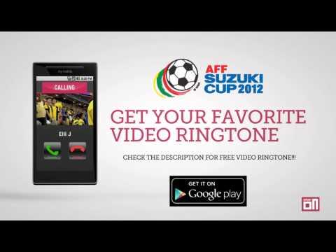 Malaysia National Anthem: Video Ringtone - AFF Suzuki Cup 2012
