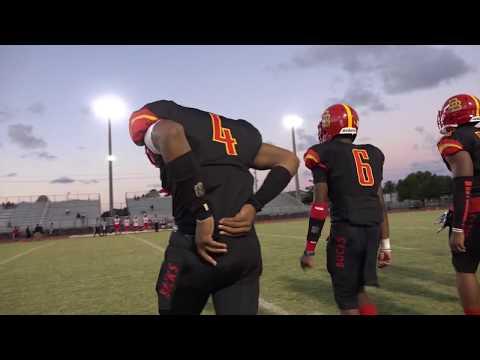 Deerfield Beach High School VS Monarch High School Football 2018