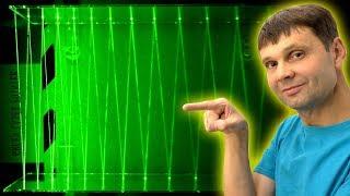КАК УВИДЕТЬ СКОРОСТЬ СВЕТА? Фантастически красивый эксперимент своими руками Игорь Белецкий