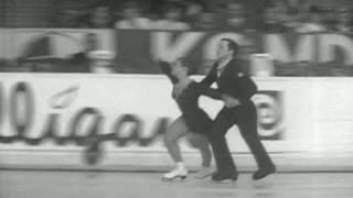 Judy Schwomeyer & James Sladky 1970 World Figure Skating Championships FD