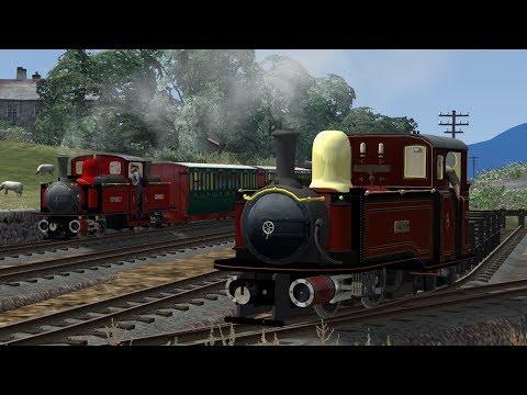 Train Simulator 2019: The Minfford Slate Shunt