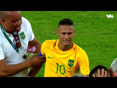Neymar Respect And Emotional Moments