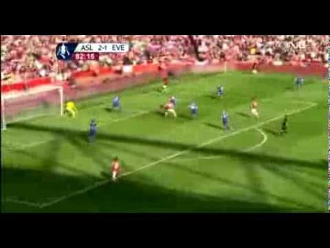 Arsenal 4 1 Everton