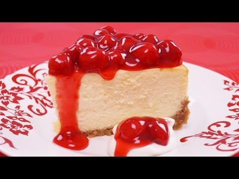 Thumbnail: How to Make New York Cheesecake from Scratch - Mom's Cheesecake Recipe - Dishin With Di #120
