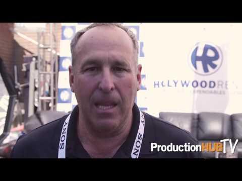 Hollywood Rentals At Cine Gear 2016