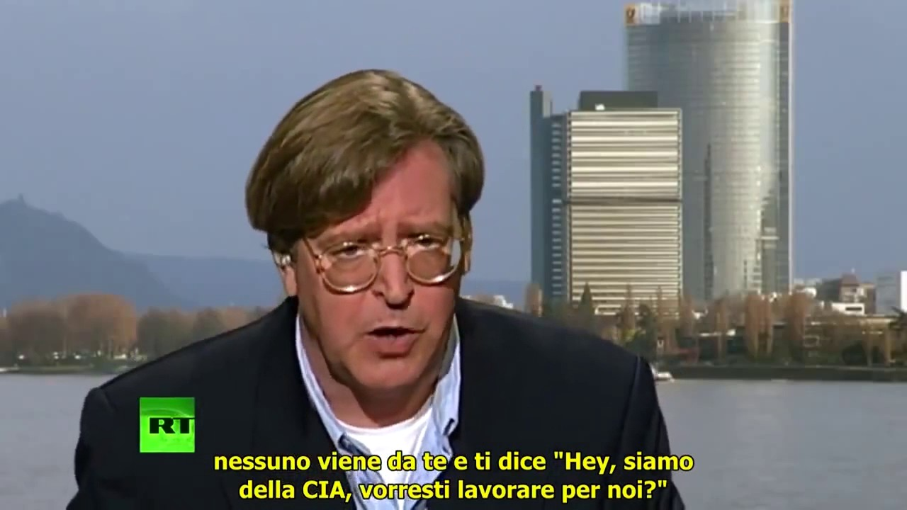 """Udo Ulfkotte è morto. Aveva rivelato che giornalisti sono """"comprati"""" dalla Cia."""