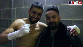 ARTHIF DANIEL - Dr Hitman assesses win No 6 in Bolton