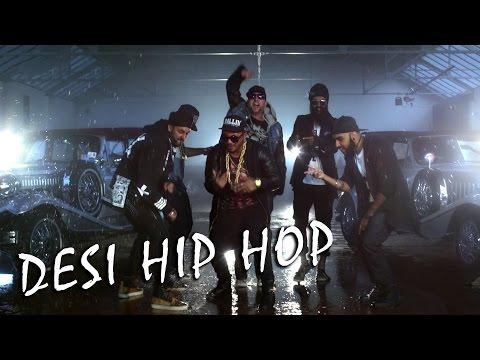 Desi Hip Hop  By Manj Musik for MTV Spoken Word