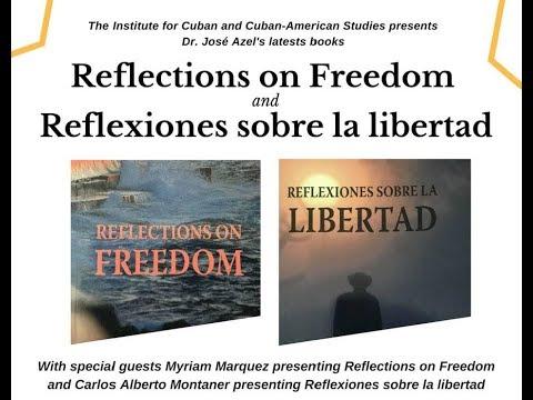 """Streaming - Presentación del libro """"Reflexiones sobre la Libertad"""" de José Azel"""