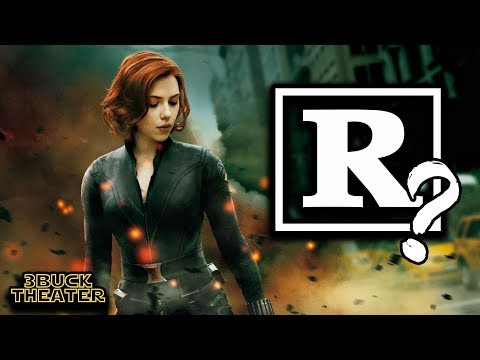 Will Marvel really make BLACK WIDOW Rated-R?