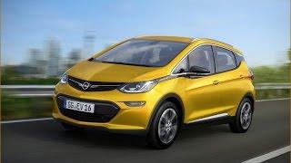 Opel Ampera 2017 - 2017 Opel Ampera-e Reviews, Interior, Exterior