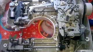 швейная машина, оверлок Brother RS-30 ремонт