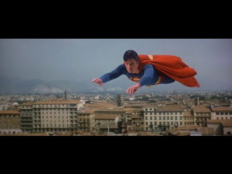 Superman III : Scena Torre di Pisa  (In lingua originale)