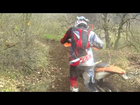 G Force Jarvis onboard at Woodhouse XC Enduro 2014