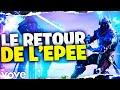 Fortnite Funny Music - Le Retour De L'Epée (Clip Officiel)