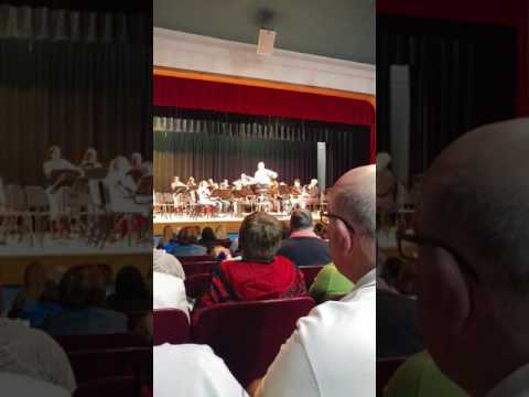 Harnett central middle school band