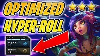 BEST way to HYPER ROLL 🎲| Set 2 Guide | WOODLAND LUX COMP | TFT League of Legends Teamfight Tactics