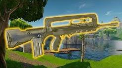 NEW GUN! LEGENDARY BURST RIFLE! Fortnite Funny & BEST Moments! 161 (Daily Fortnite) HD