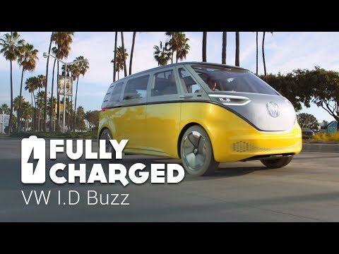 VW ID Buzz | Fully Charged
