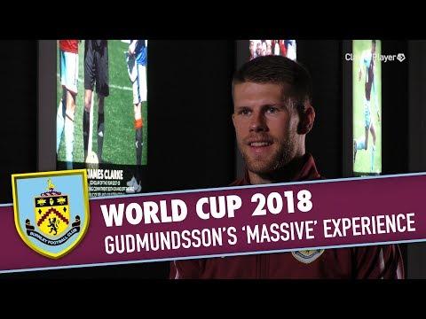 WORLD CUP   Gudmundsson