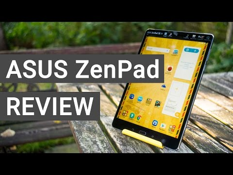 ASUS ZenPad 3S 10 Review: The Best Android Tablet?