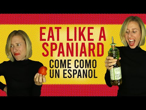 EAT LIKE A SPANIARD is the Mediterranean diet actually healthy?