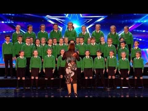 Britain's Got Talent 2017 St Patrick's Junior Choir Full Audition S11E03