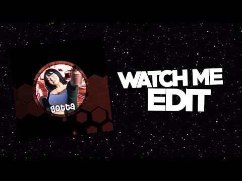 Watch me edit on video star