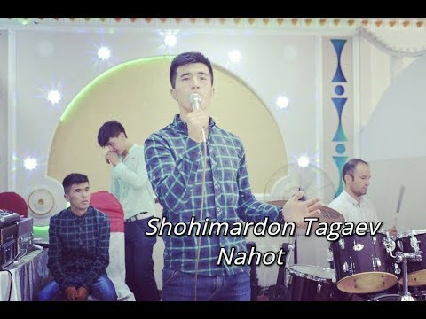 Shohimardon Tagaev Nahot : Шохимардон Тагаев Нахот (cover version) Janob Rasul Nahot