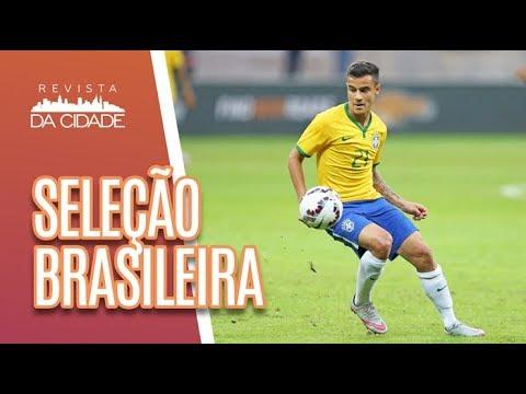 Bate-papo sobre a SELEÇÃO BRASILEIRA na Copa do Mundo - Revista da Cidade (02/07/18)